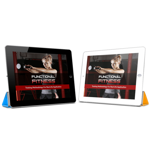 Functional Fitness, Training Methodology, For Real Life Application iPad